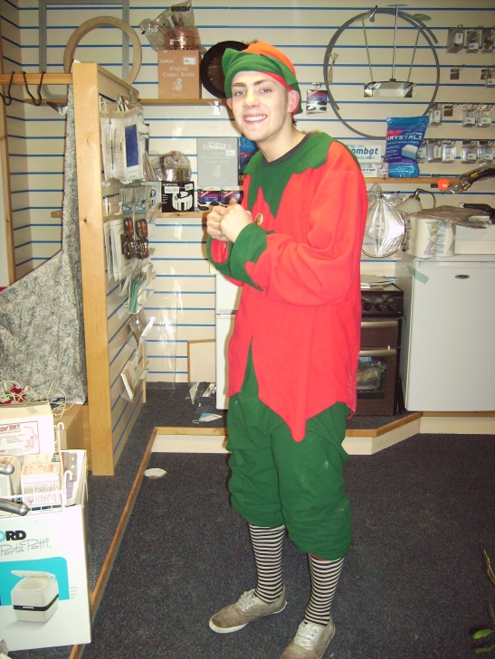 Elf and safety in the chandlery