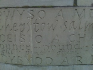 chepstow-poetry-on-wall