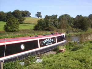 The Caldon. Prettiest canal ever.