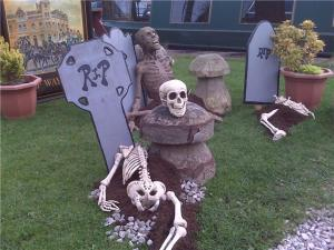Skellies at marina