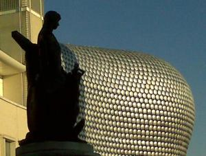 The Bullring: statuesque