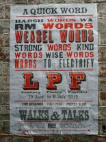 Less than a month to go: Ledbury Poetry Festival, 29 June-8 July