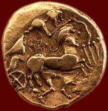 Gaulish coin
